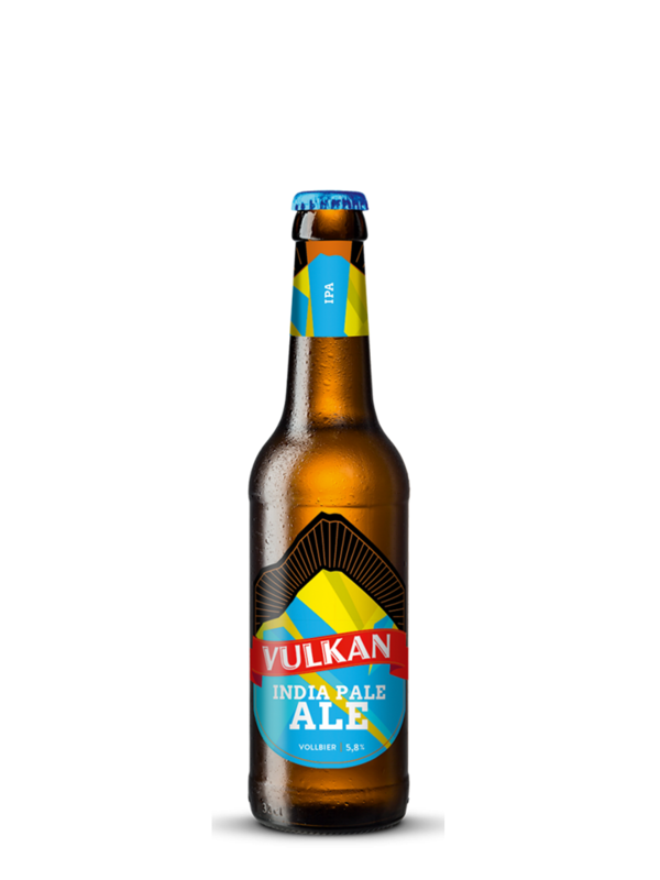 Vulkan Indian Pale Ale 6 x 0,33l Preis 8,00€ + 0,48€ Pfand